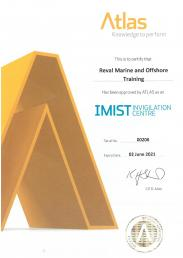 ATLAS OPITO IMIST invigilation centre