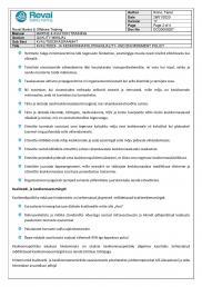 Reval'i kvaliteedi- ja keskkonnapoliitika LK 2