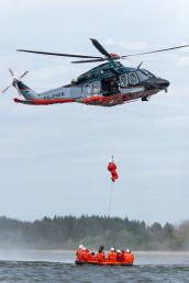 Helikopter/Helicopter wintching