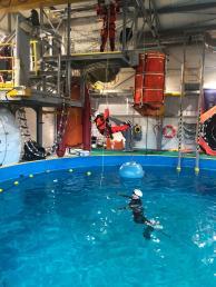 GWO sea survival training
