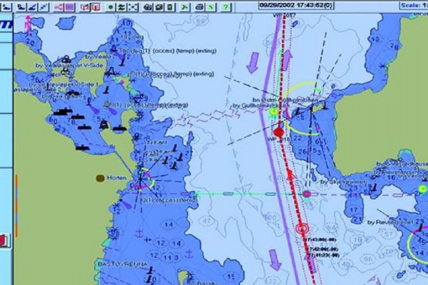 ECDIS CONSILIUM TYPE SPECIFIC COURSE