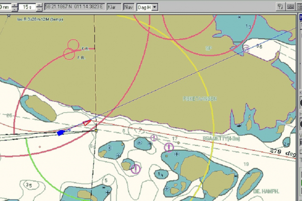 ECDIS ADVETO TYPE SPECIFIC COURSE