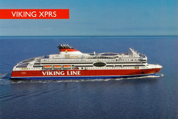 VIKING LINE FIRE EXTINGUISHING AND MES TRAINING COURSE