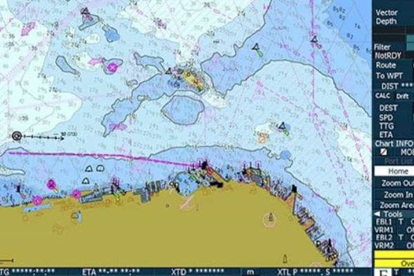 ON-LINE ECDIS JRC TYPE SPECIFIC COURSE(DIGITAL DELIVERY)