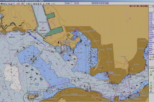 STCW 2010 ECDIS TRAINING (GENERIC COURSE) (COMBINED SIMULATOR TRAINING & DIGITAL DELIVERY)