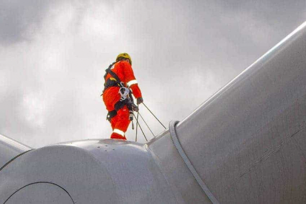 GWO - WORKING AT HEIGHTS AND RESCUE FROM HEIGHTS & MANUAL HANDLING