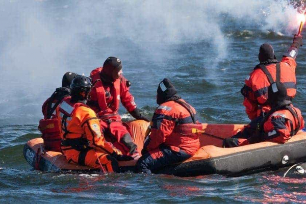 MARITIME RESCUER BASIC TRAINING
