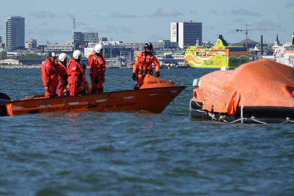 STCW 2010 SURVIVAL CRAFT AND RESCUE BOAT (COMBINED PRACTICAL TRAINING & DIGITAL DELIVERY)