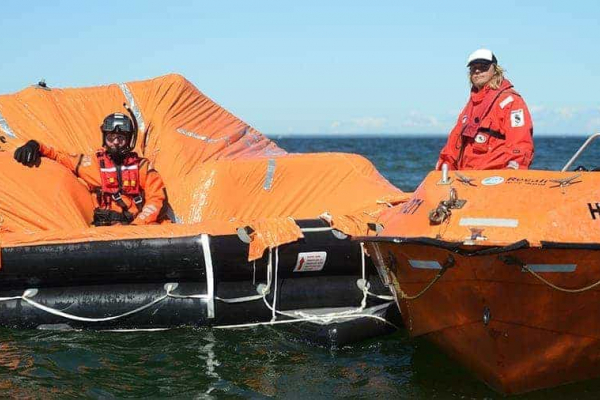 STCW 2010 LIFERAFT TRAINING COURSE (COMBINED PRACTICAL TRAINING & DIGITAL DELIVERY)