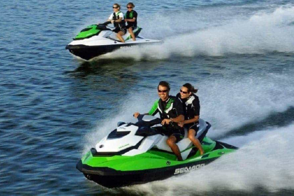 PERSONAL WATERCRAFT OPERATOR  TRAINING