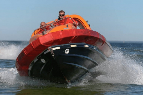 STCW 2010 FAST RESCUE BOAT TRAINING (COMBINED PRACTICAL TRAINING & DIGITAL DELIVERY)