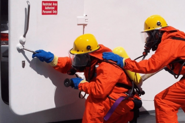 STCW 2010 ADVANCED FIRE FIGHTING (COMBINED PRACTICAL TRAINING & DIGITAL DELIVERY)