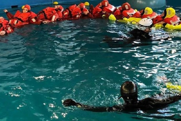 STCW BASIC SAFETY TRAINING (SOLAS) PRACTICAL DAY