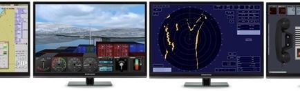 Uus ECDISe ja Radari simulaator