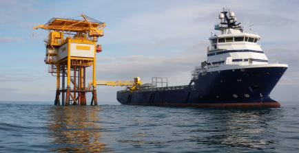 Veeteede Amet tunnustas meie offshore ohutusalase õppe kava