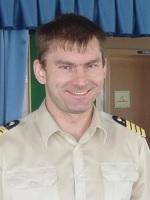 Andrei Beloglazov, Capt.